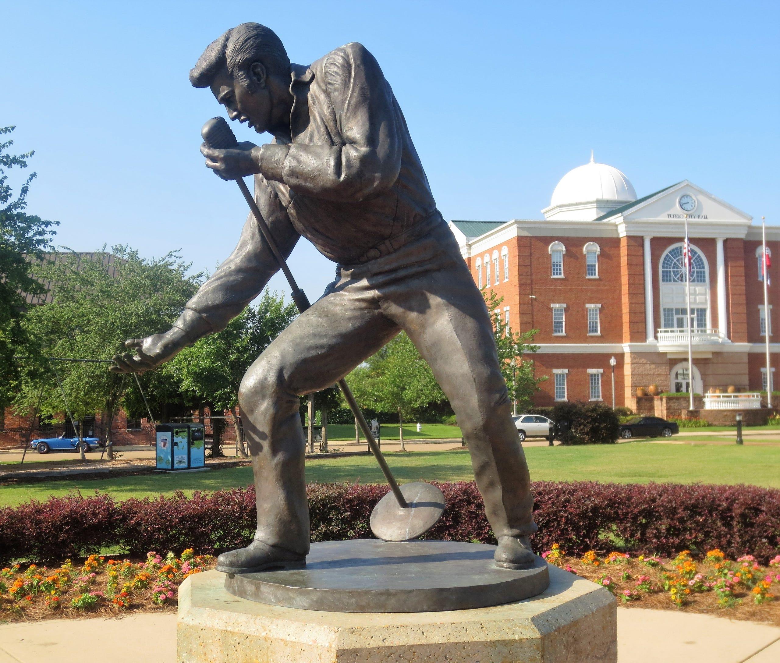 Elvis Presley and Tupelo, Mississippi