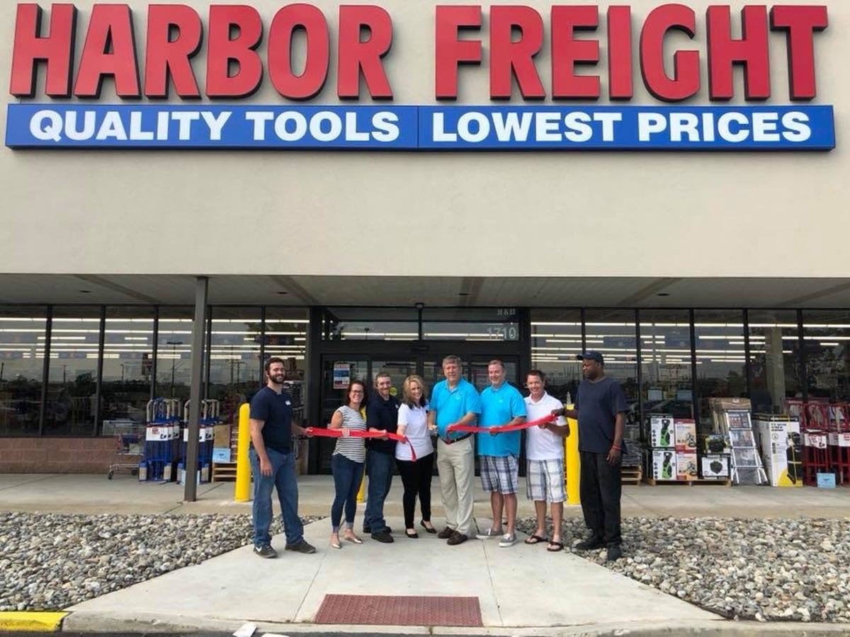 From Herbergers to Harbor Freight: New tool store coming to mall