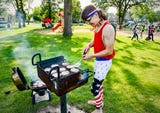 Family fun and fireworks July 4th in Hester Park