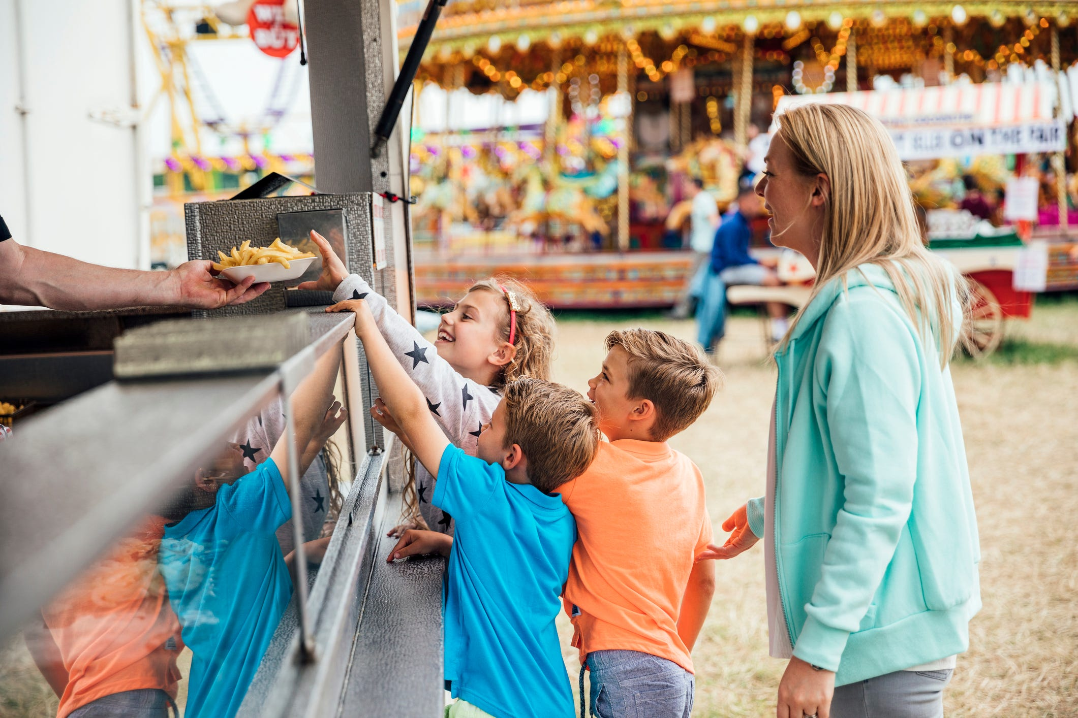 The strangest foods you'll find at the state fair   USA Today