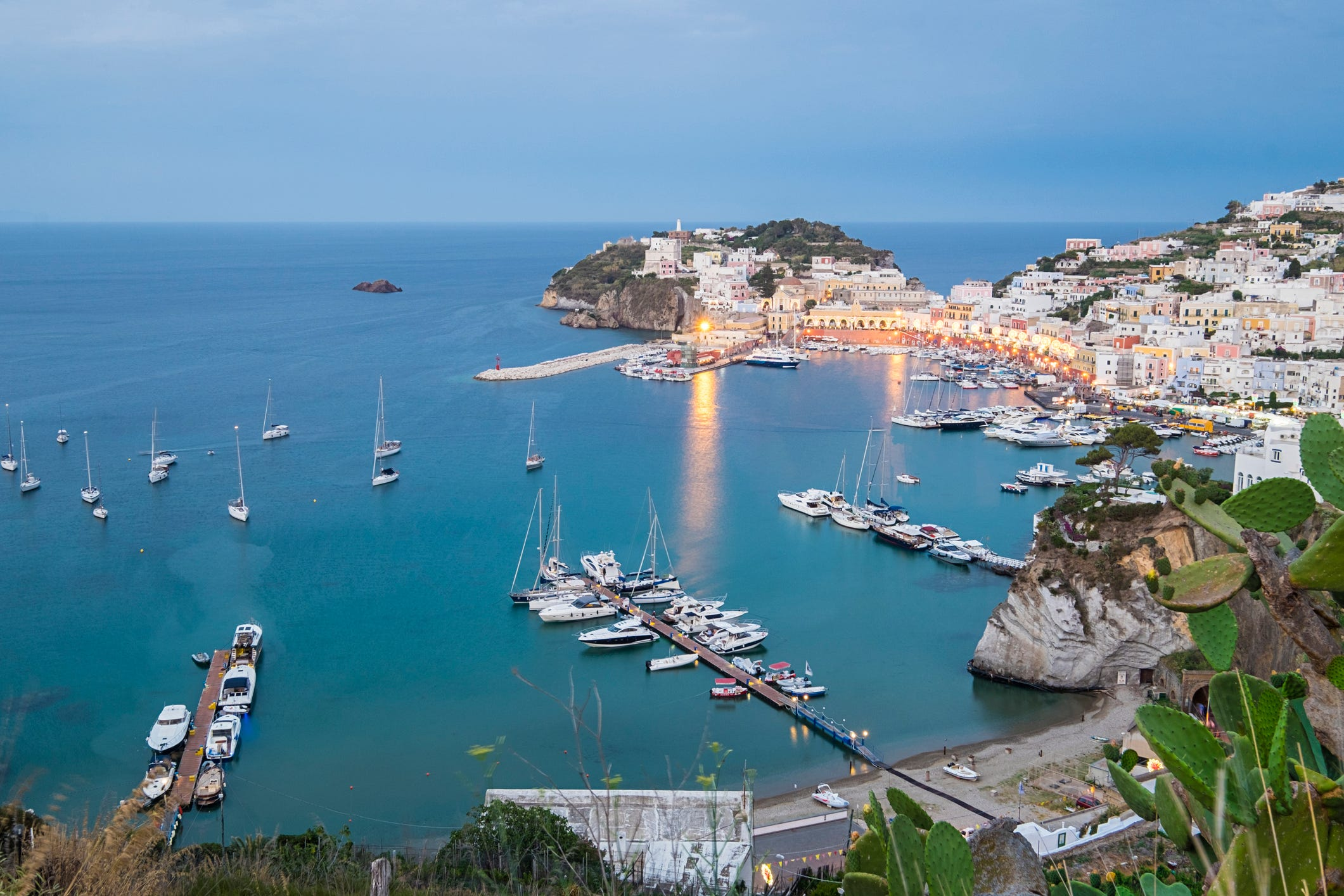 Eight hidden Italian islands where you can escape the crowds