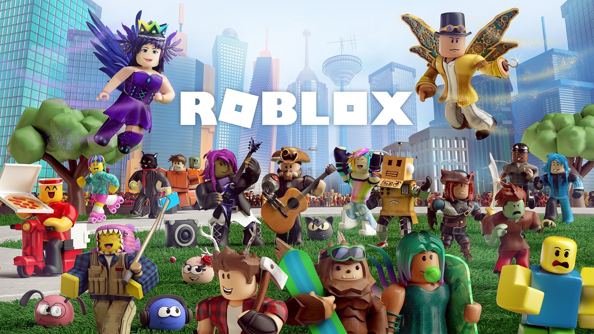 Online Kids Game Roblox Shows Female Character Being Violently