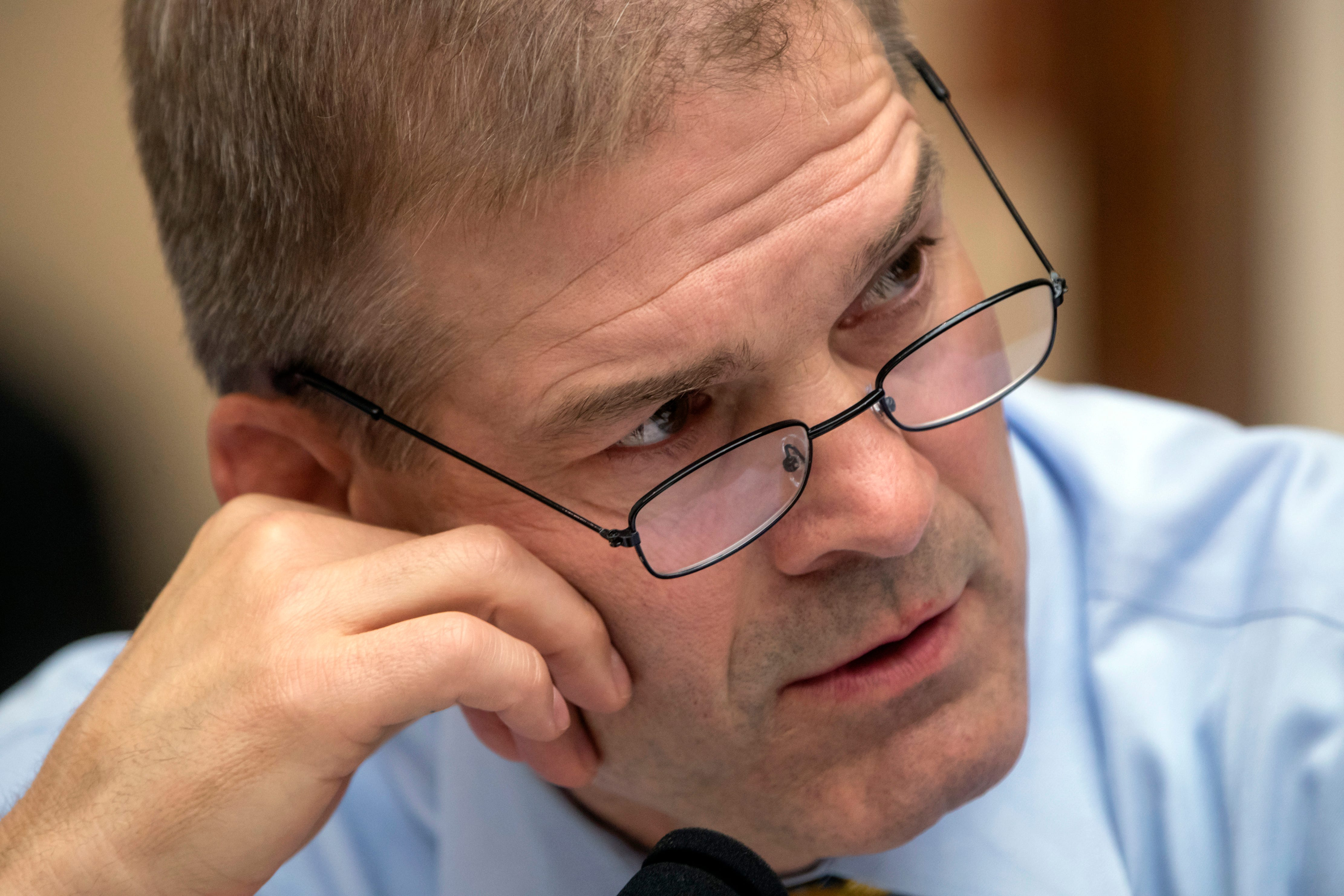 Trump says he '100 percent' believes Rep. Jim Jordan's denials he knew of abuse allegations