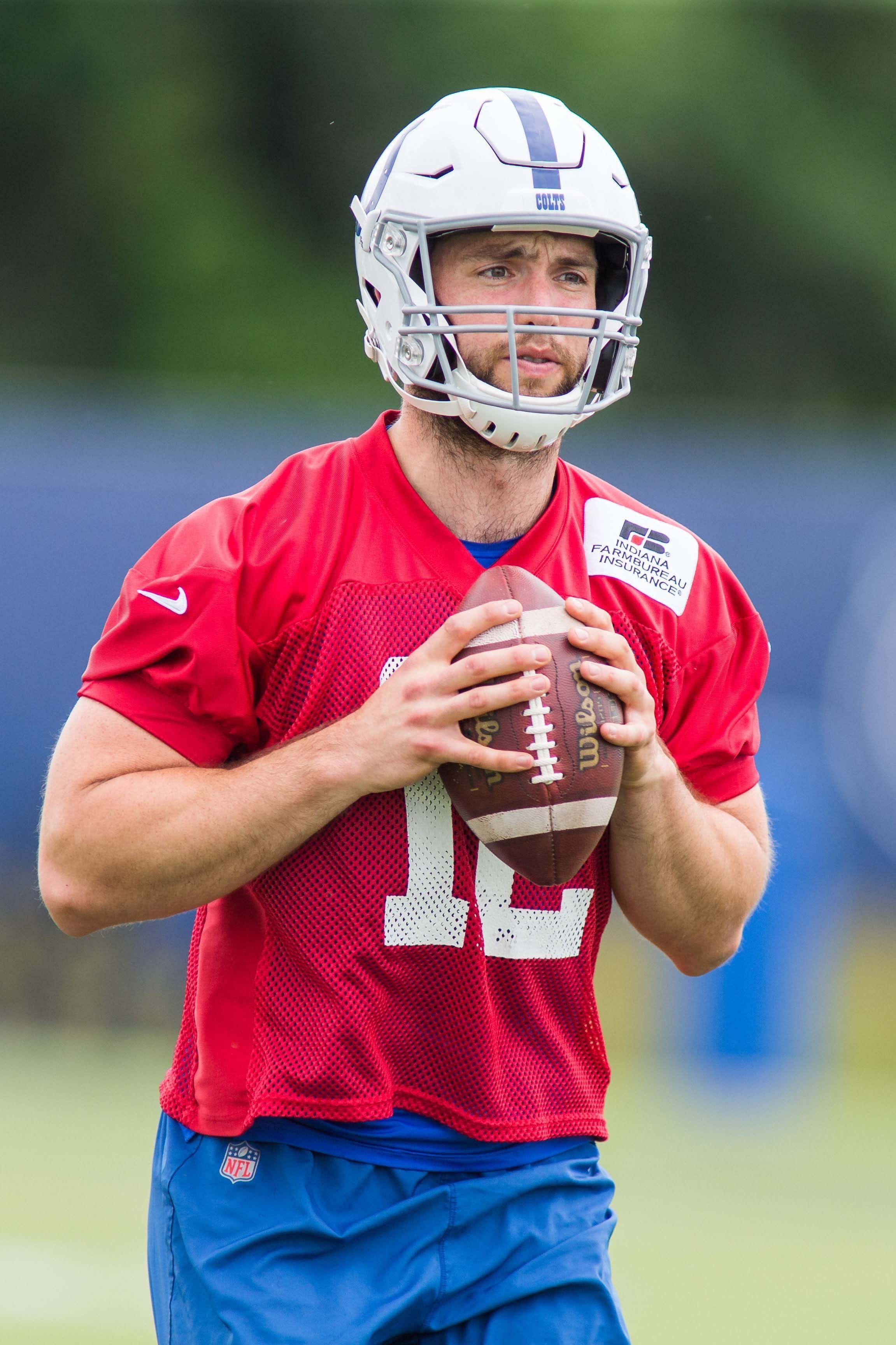 Colts training camp questions: Can Andrew Luck, Frank Reich spark young team?