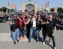 Strangers become friends at Harley's 115th anniversary