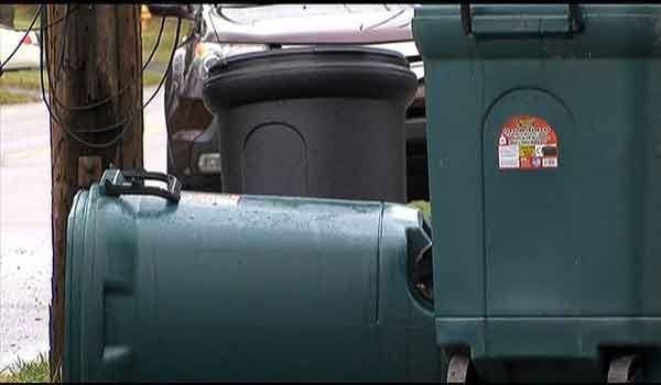 Rumpke workers caught on camera pocketing trash - Cincinnati