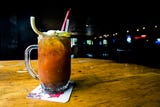 "Rusty's Backwater Saloon in Stevens Point features owner Scott ""Rusty"" Fischer's unique Bloody Mary recipe to locals and visitors year-round."