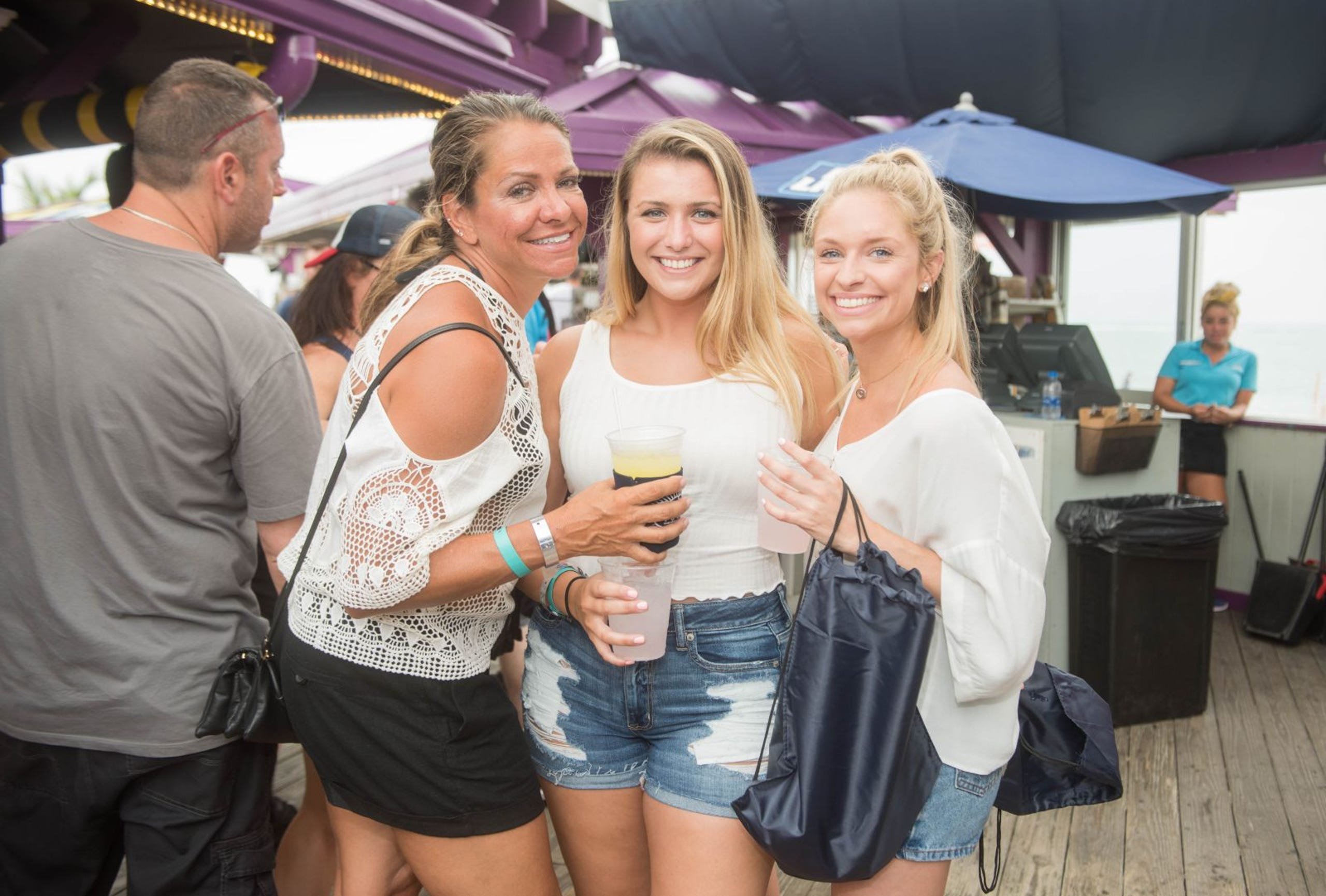 ESPN's Michael Kay Show holds annual Beach Bash in Point