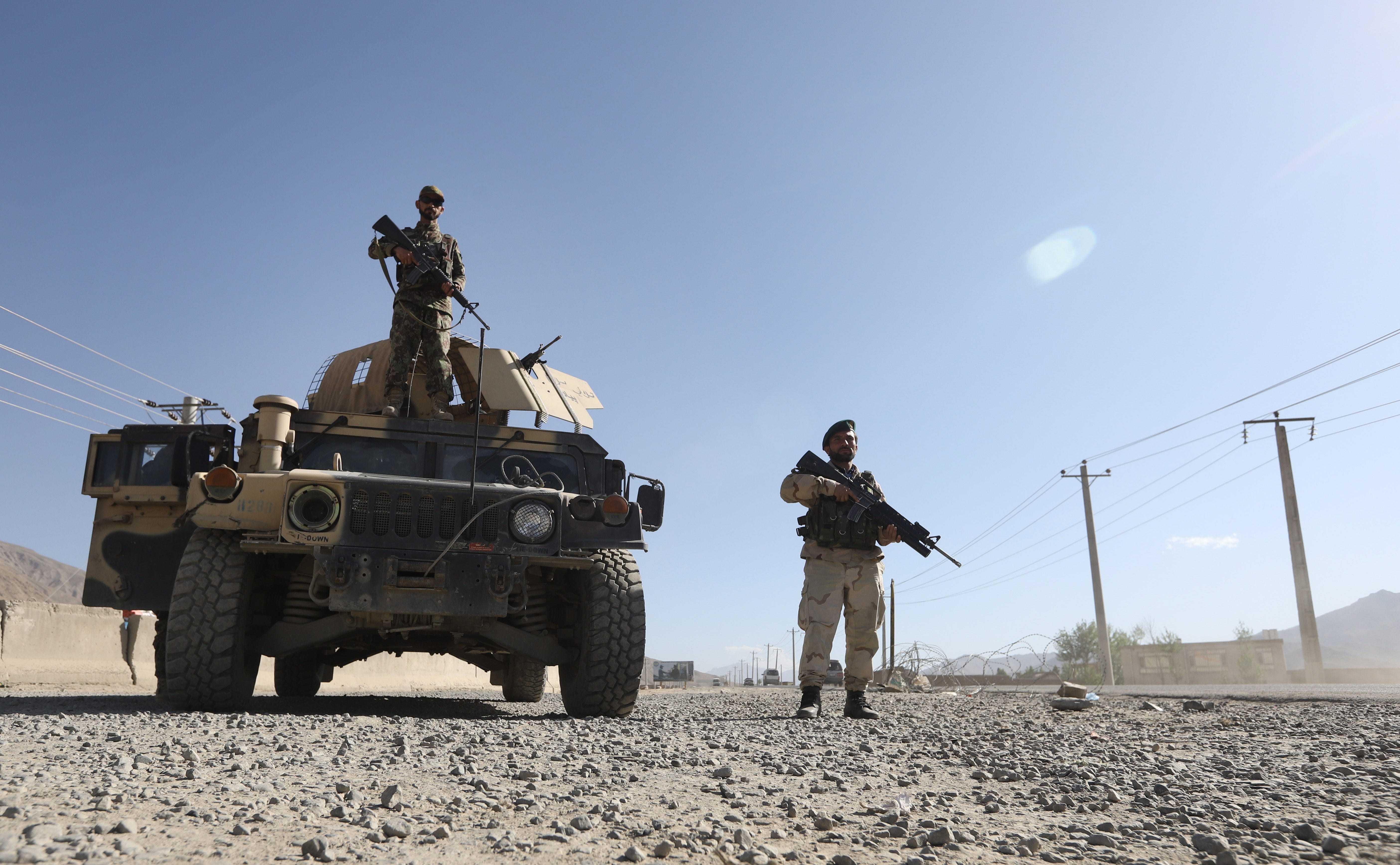 US service member killed in Afghanistan; 2nd in 6 days
