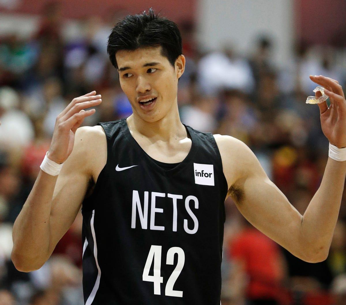 Yuta Watanabe: Memphis Grizzlies sign phenom from Japan