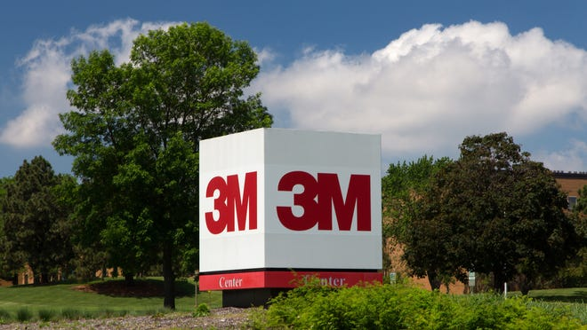 Industrial giant 3M last week dropped to the ranking of worst-performing Dow stock for the year to date. The company's new CEO took over on July 1.
