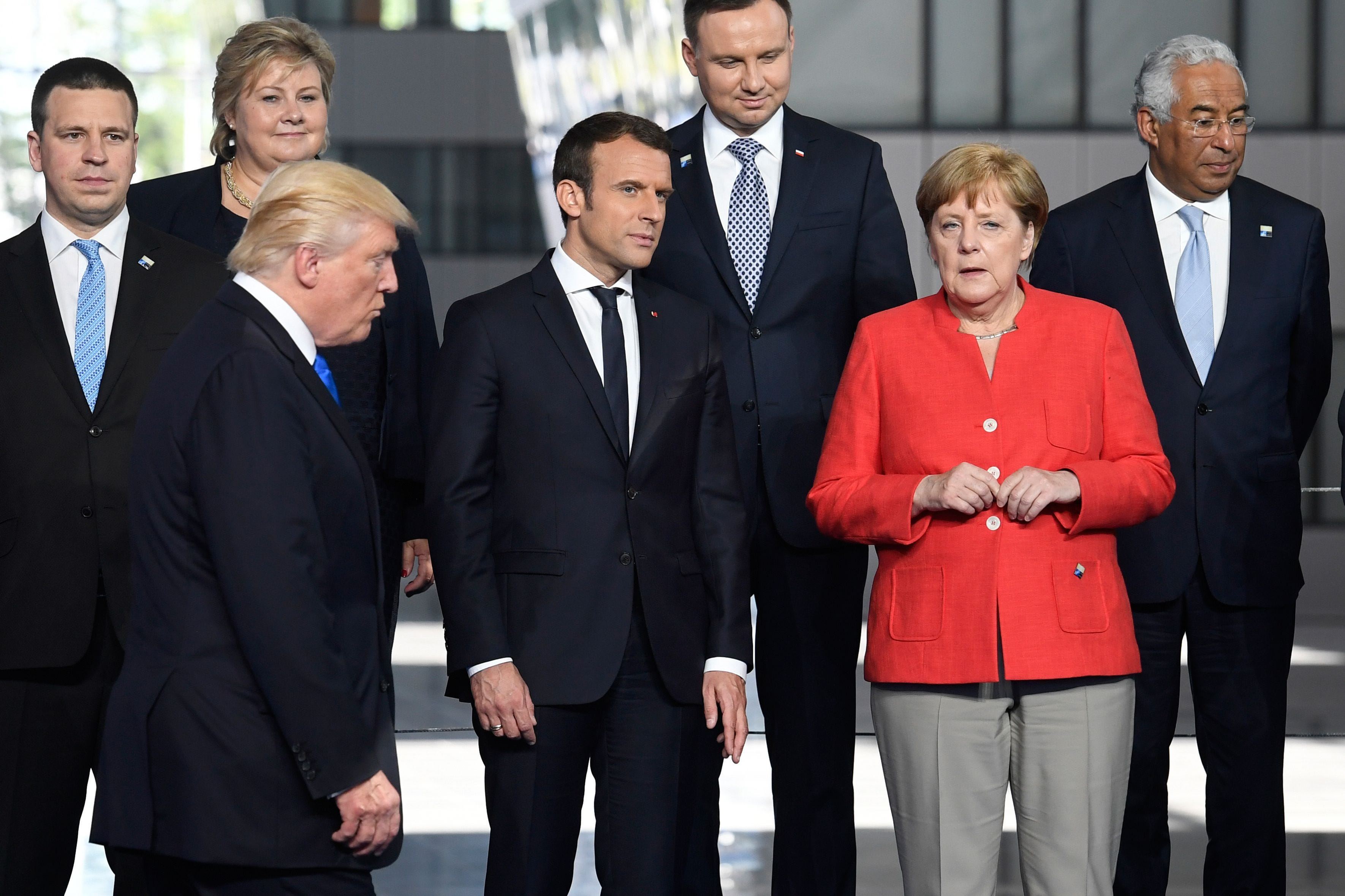 Trump's Europe trip: Where he's going on his 7-day visit with NATO allies and Putin
