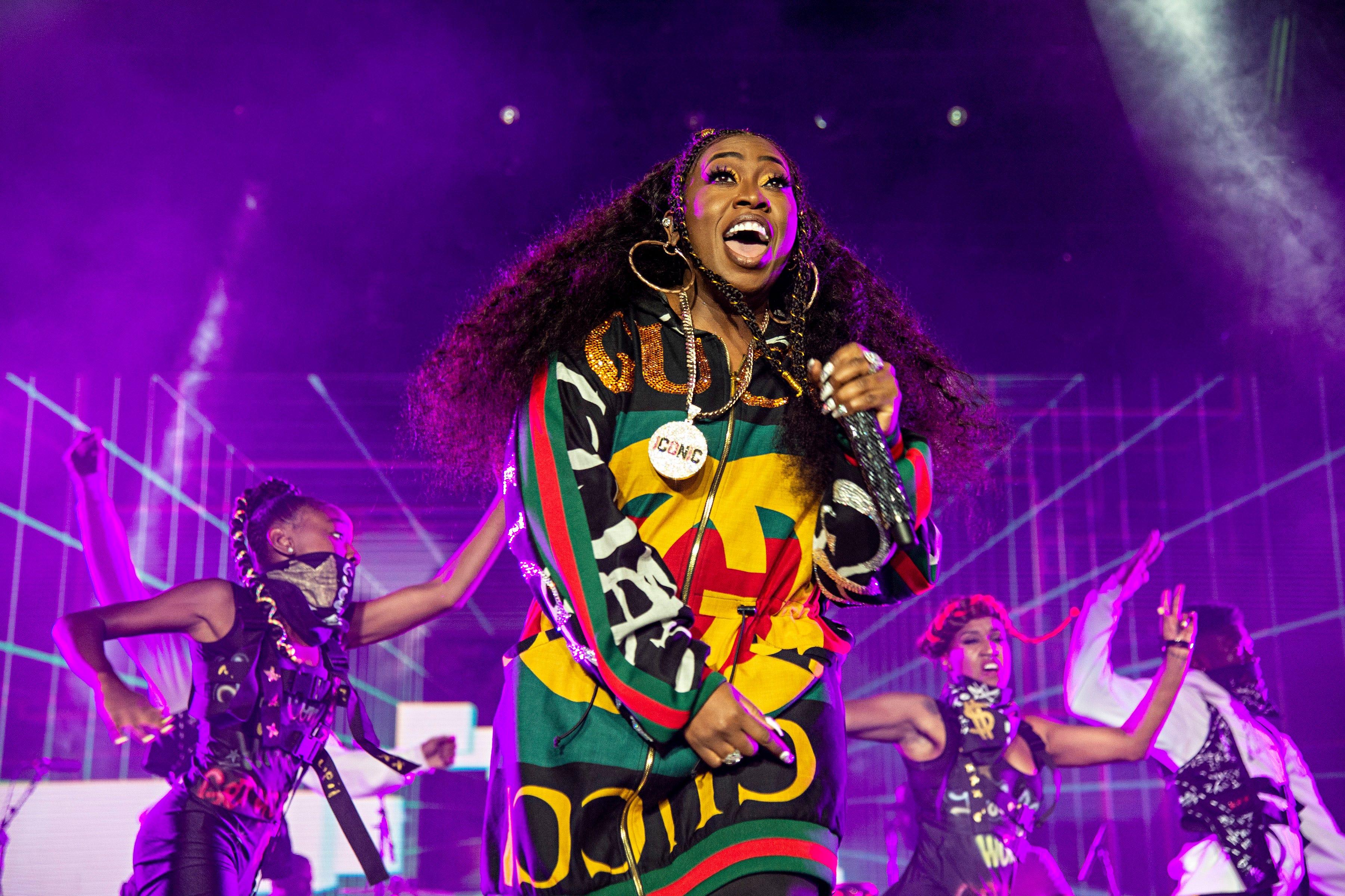 Missy Elliott breaks down hits she wrote for Aaliyah, Beyonce, Ciara and herself