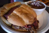 Giddyup to Smokin' Joe's BBQ for a true Western barbecue experience in this week's Dining Out in DATE Book.