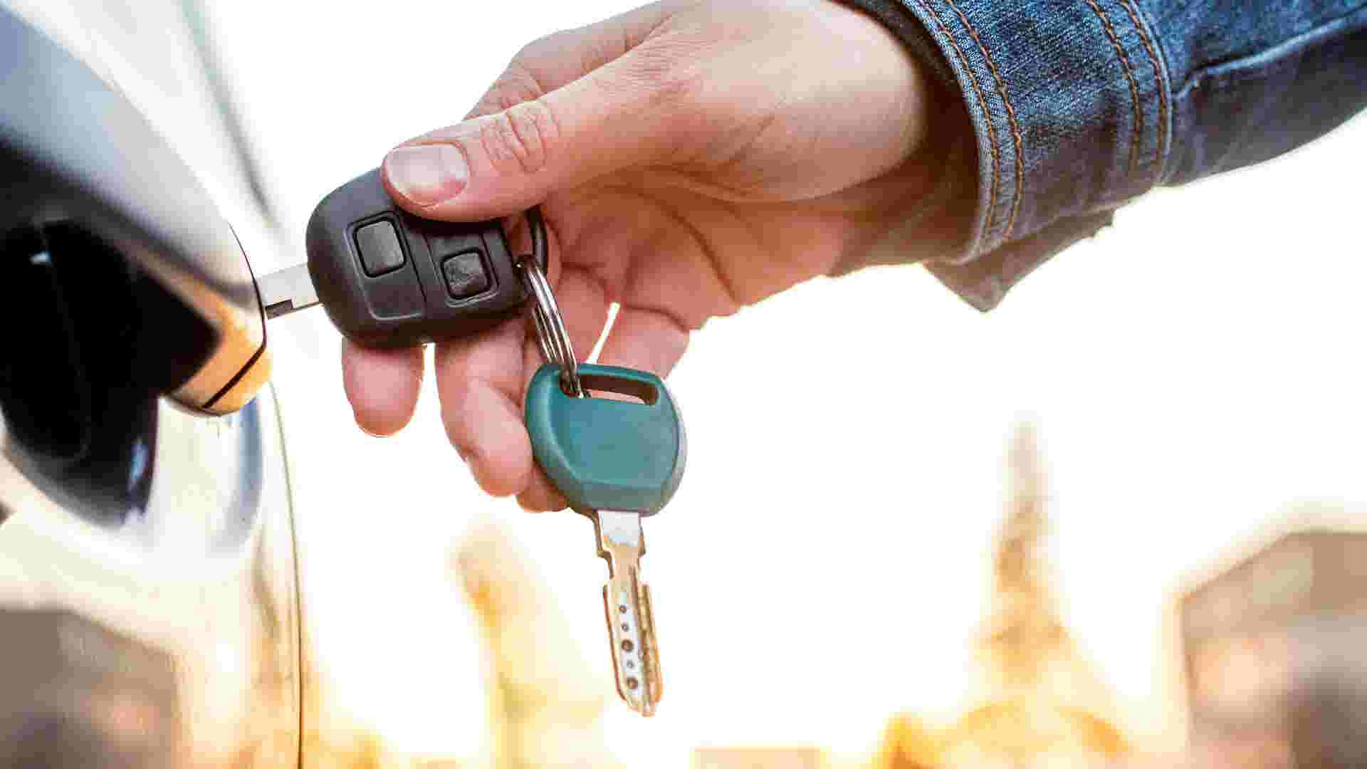 Wrap your key fob in tin foil to avoid theft