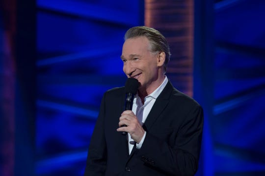 Maher on the college scandal that's 'been very tough on the Hollywood community'