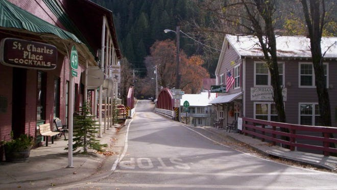The community of Downieville in Sierra County was at risk of losing its only newspaper when the publisher retired. A local citizen will take over the Mountain Messenger.