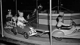 For 68 years, Riverside Amusement Park on the northwest side gave thrills and chills to Indianapolis residents.