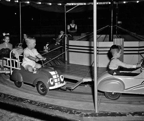 Riverside Amusement Park: From heyday to demo day