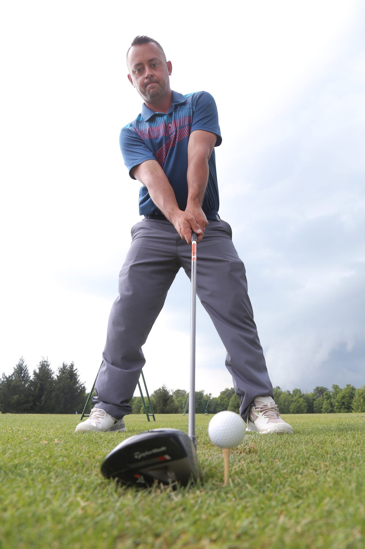 Want to hit your driver consistently? Here's how