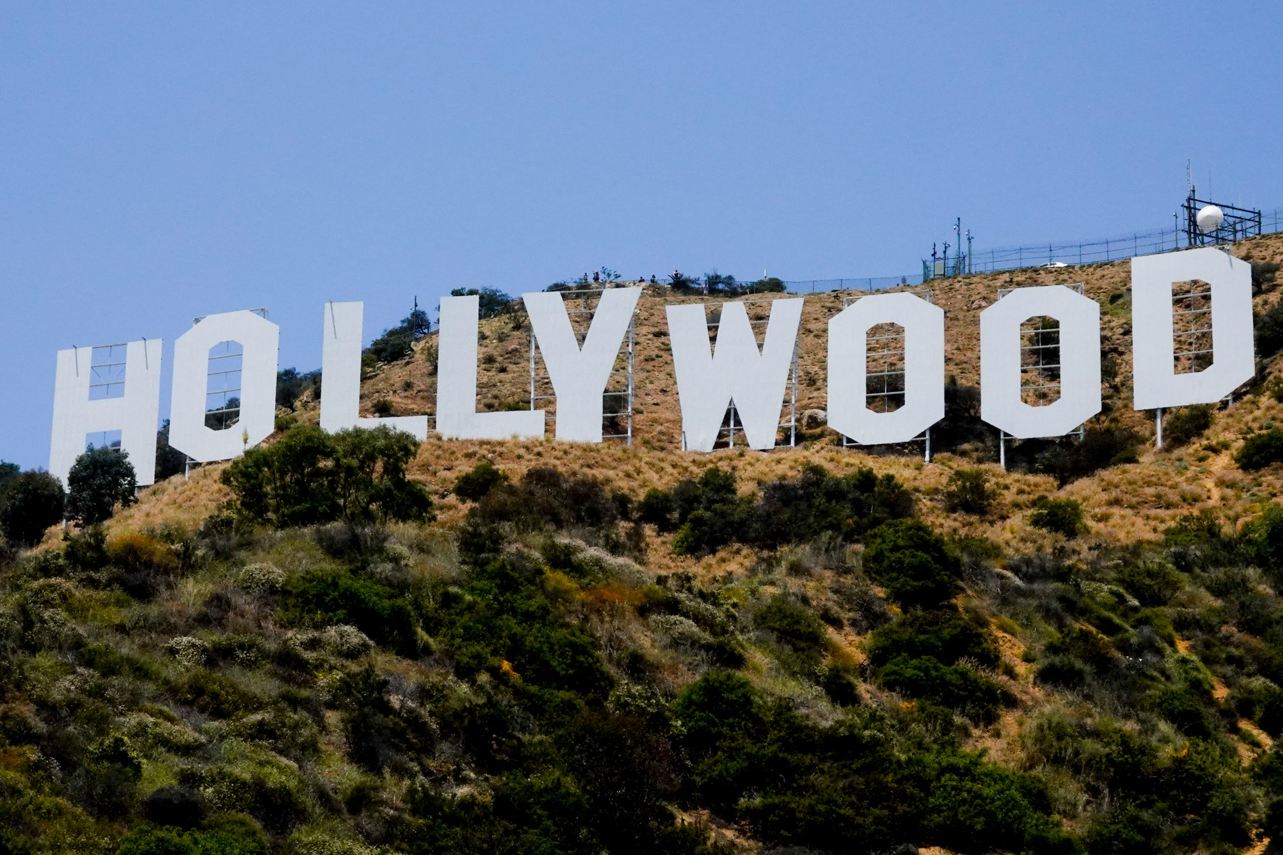 Is This Most Photographed Sign In >> How To Get An Up Close Look At The Hollywood Sign