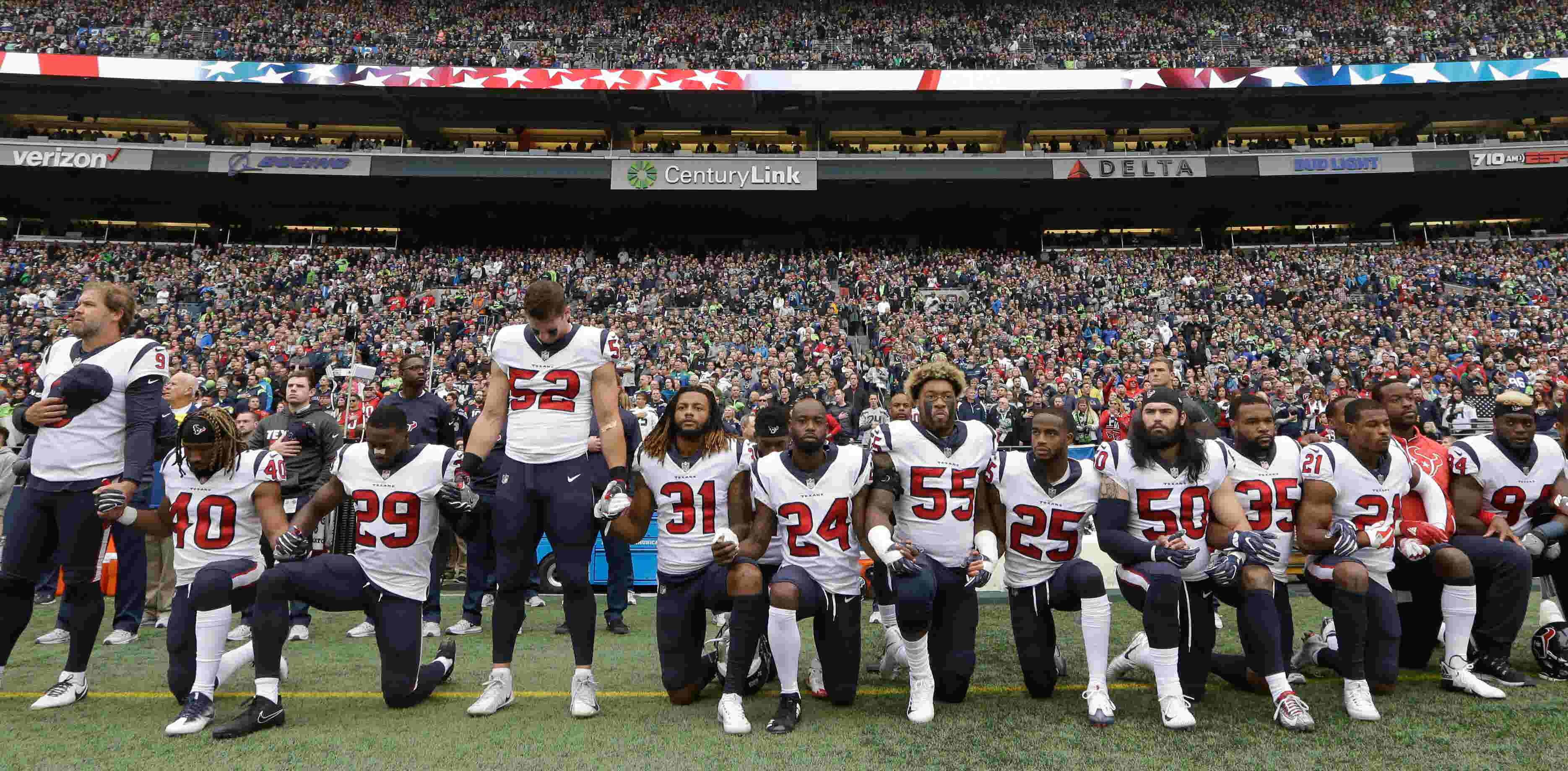 a74c9ba72fa NFL does right thing in tabling Dolphins, league's restrictions on protests during  anthem