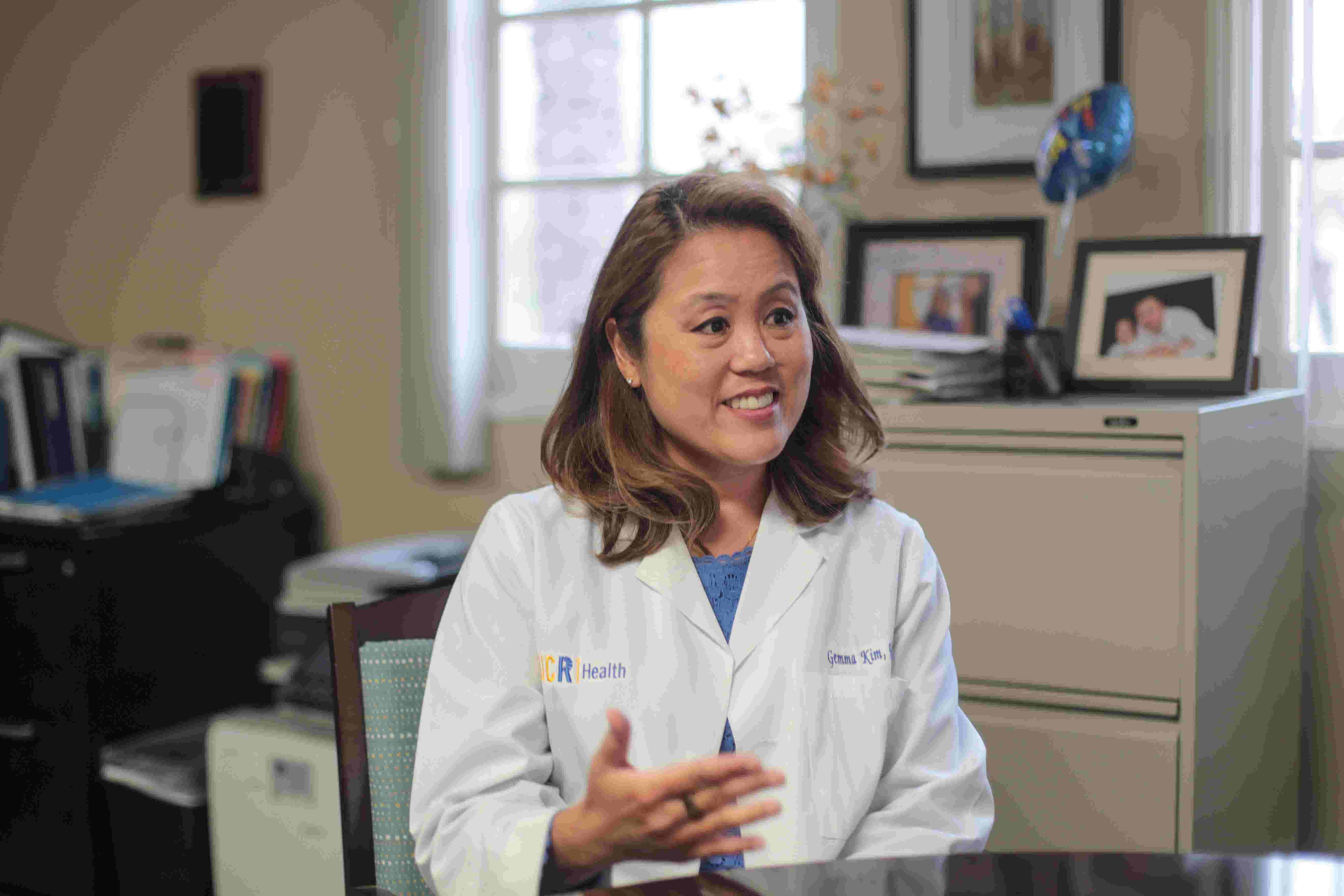 dr gemma kim on the benefits of ucr s medical residency program in