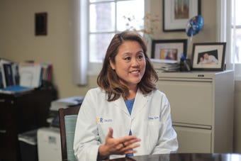 Dr. Gemma Kim on the benefits of UCR's medical residency program to the Coachella Valley