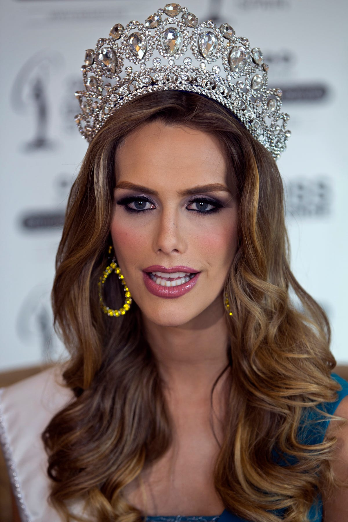 Miss Universe's first transgender contestant aims to be a role model for  trans kids