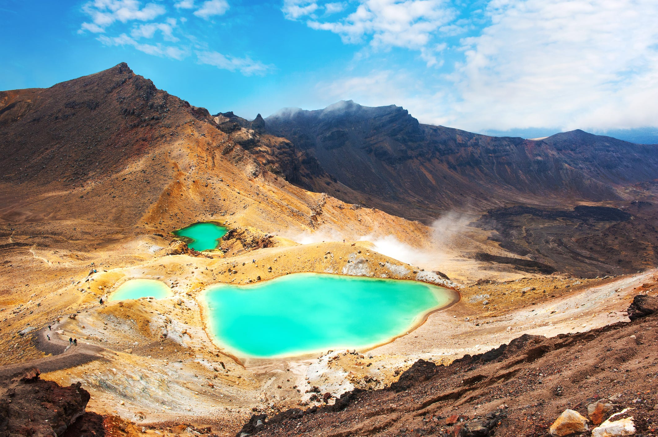 Nine epic hiking trails to tackle before you die