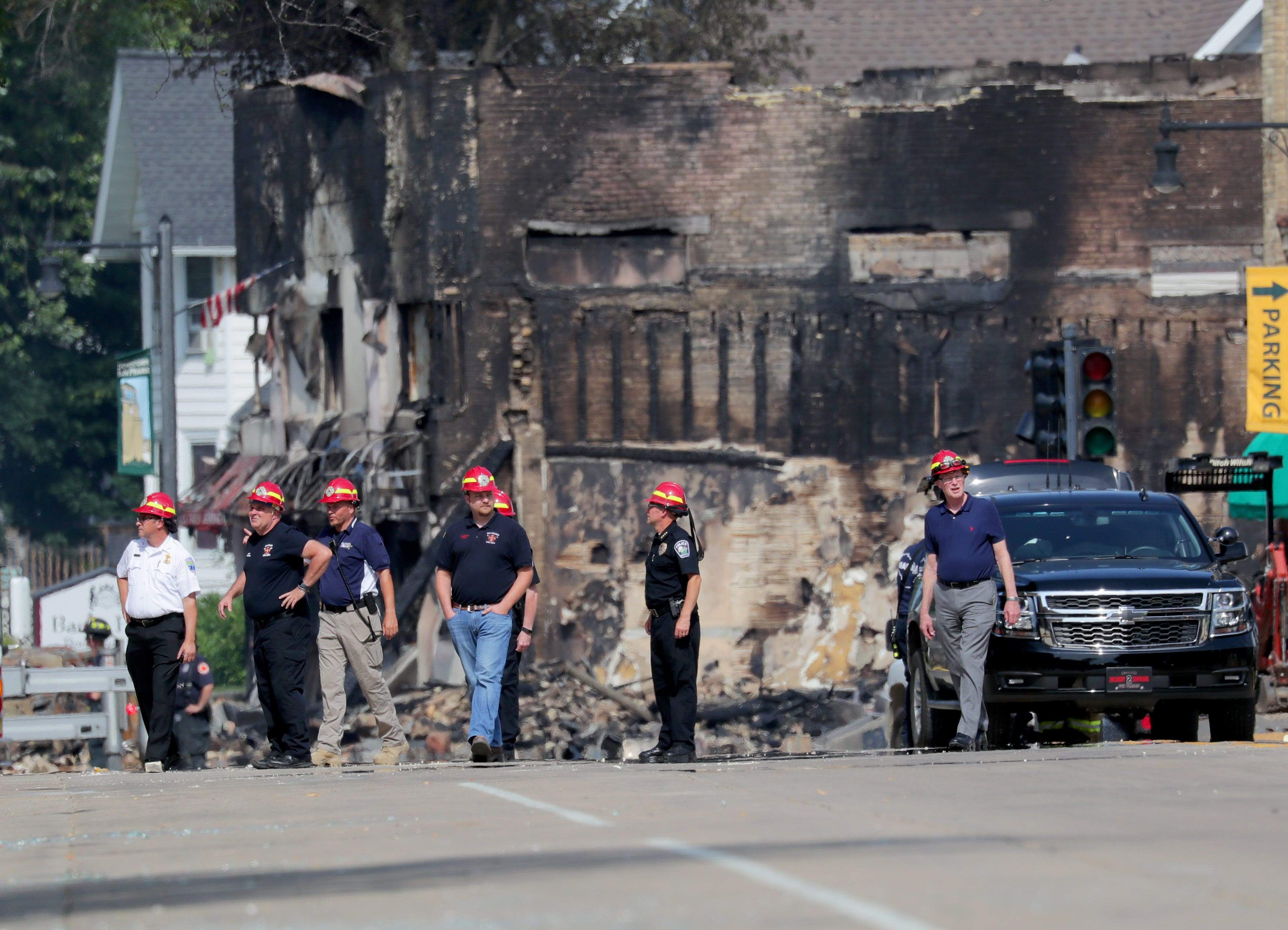 Officials mum on whether safety precautions were taken ahead of fatal Sun Prairie explosion | Milwaukee Journal Sentinel