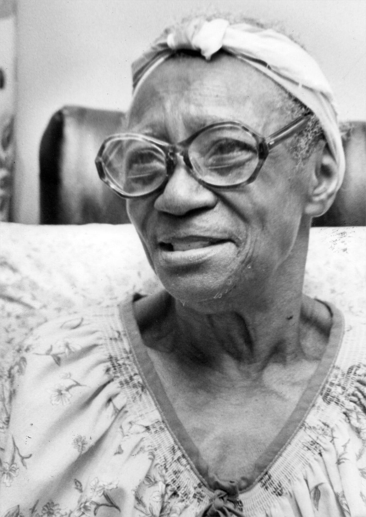 Jonestown massacre's only survivor — she woke up and everyone was dead