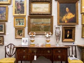 Knoxville's Case Antiques will host its first auction in new headquarters on Saturday, July 14, 2018.