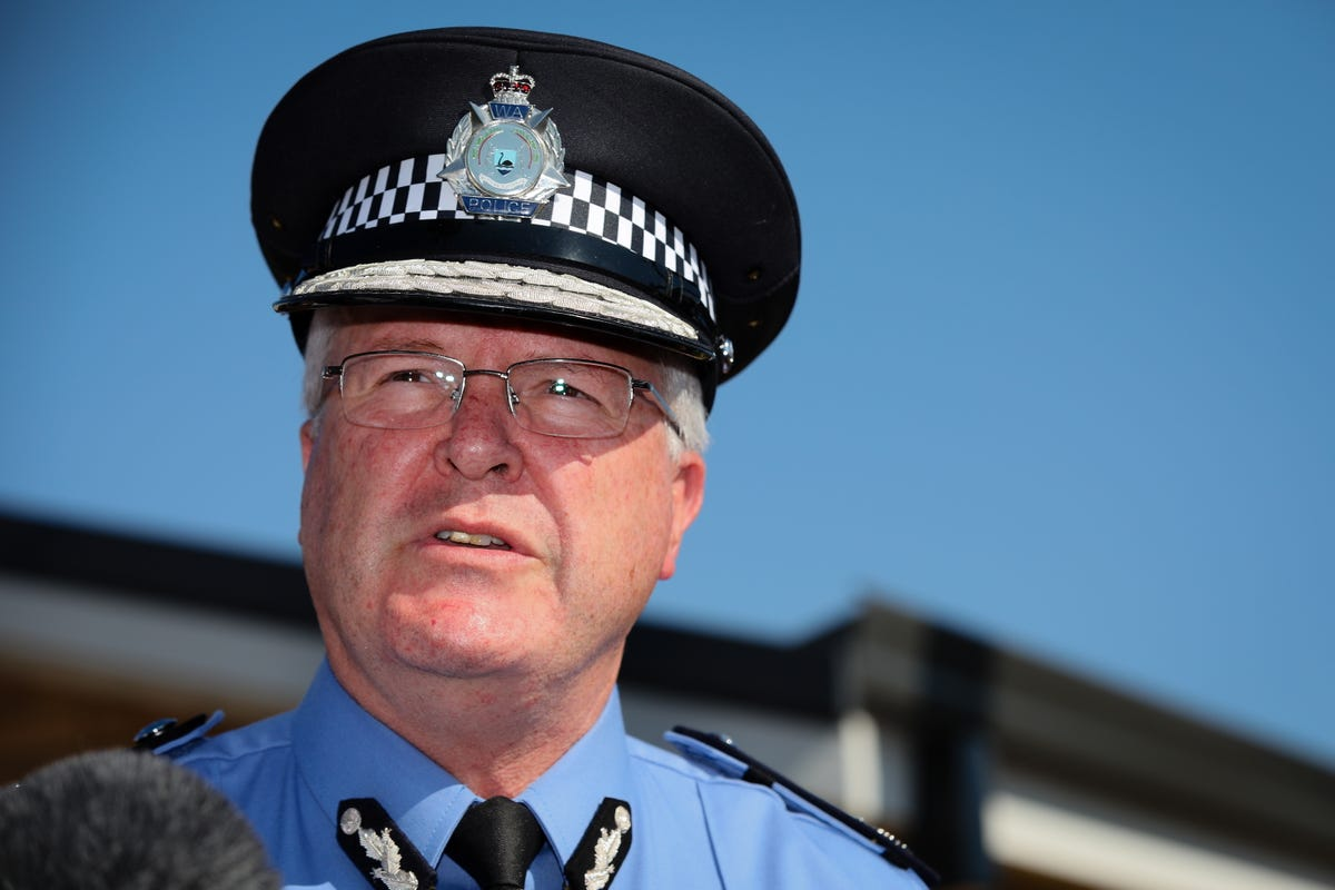 Australian police chief apologizes to indigenous people