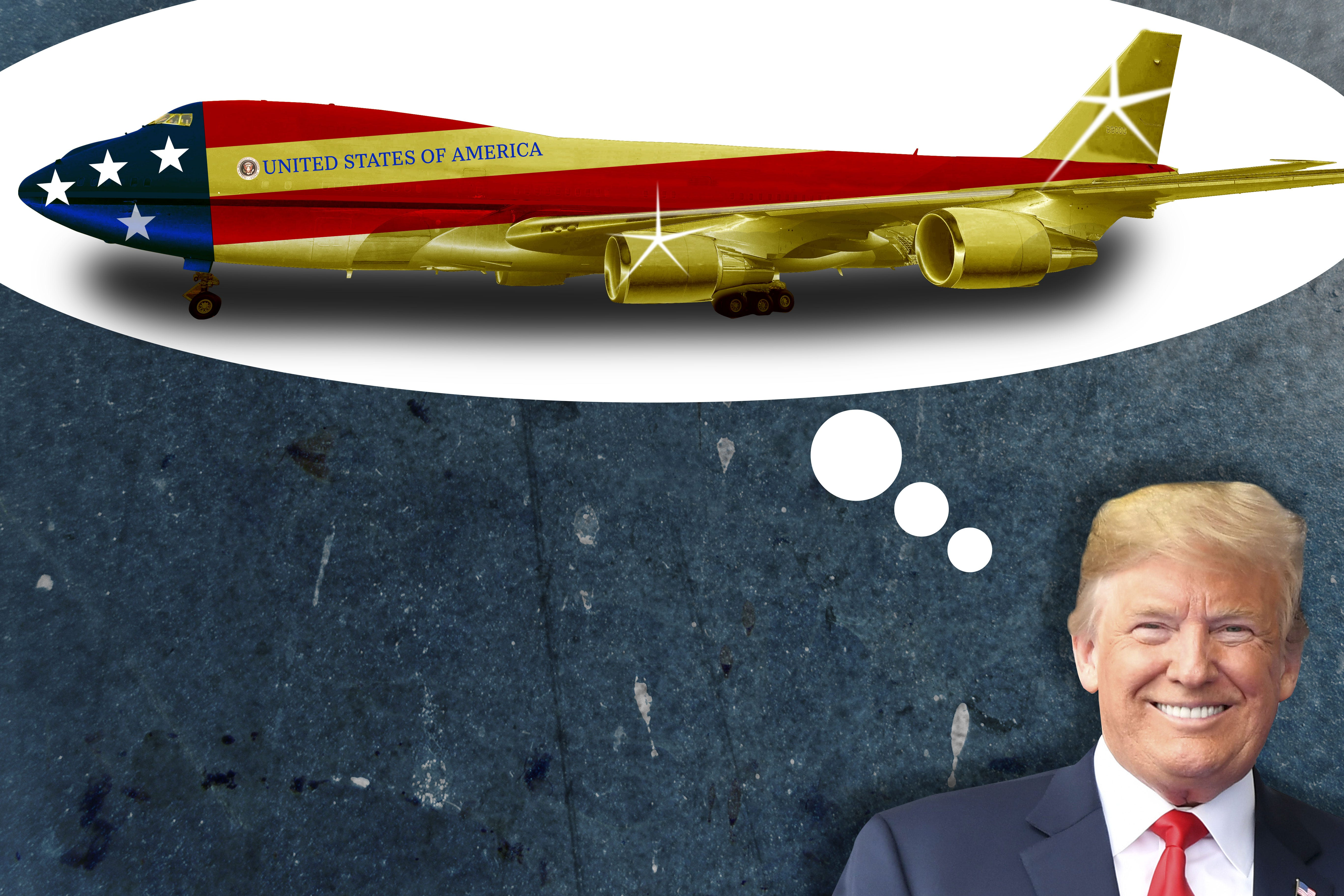 Here S What A New Air Force One Design Could Look Like