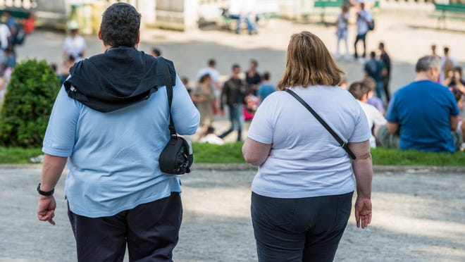 The prevalence of adults who are overweight or obese is on the rise -- global obesity has nearly tripled since 1975. Close to 2 billion adults worldwide, or 39% of the global adult population, were considered overweight in 2016. In some of the most overweight countries, the percentage is at least double that. Of these near 2 billion overweight adults worldwide, 650 million or 13% of adults, were classified as obese.   A body mass index score, or BMI, is defined as a person's weight in kilograms divided by the their height in meters squared.The World Health Organization defines being overweight as having a body mass index of 25 or greater. Obesity is defined as a BMI of 30 or greater.   24/7 Wall St. reviewed World Health Organization 2016 BMI data for adults in 195 countries. In the 20 most overweight countries, at least 66% of adults have a BMI of 25 or greater.   The 20 countries with the largest percentages of adults who are overweight are located almost entirely in two regions of the world: the Middle East and Oceania. Seven countries in the lower half of the most overweight nations are located in the Middle East. All 10 of the nations where the largest share of adults are overweight are Oceanic countries.
