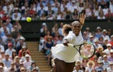 Serena Williams has miraculously made it to the Wimbledon final