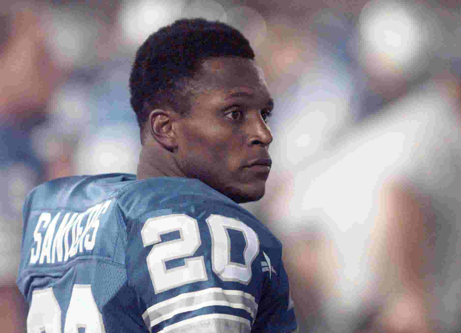 Nobody can match Barry Sanders' epic 10-year run. The numbers prove it