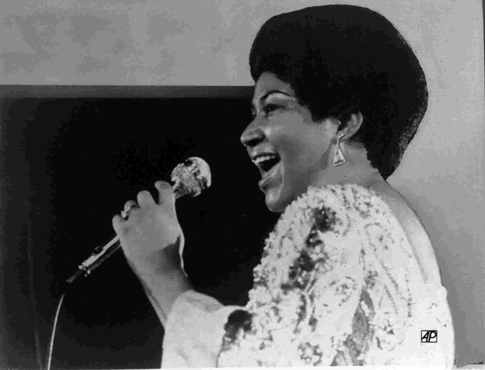 Aretha Franklin known for