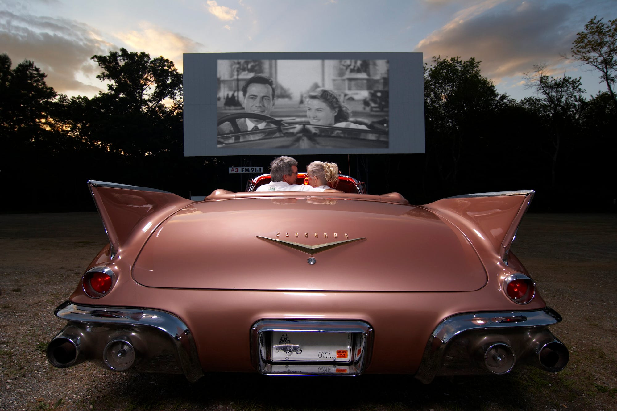 Drive-in movie theaters in (almost) every state   USA Today