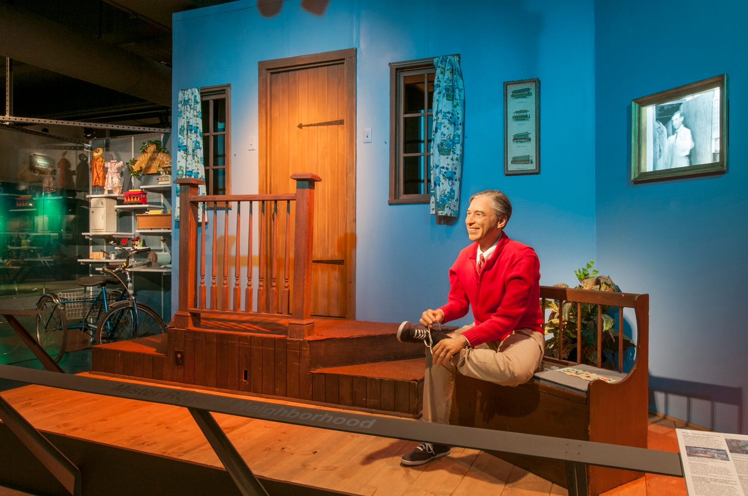 It's a beautiful day in Pennsylvania on Mister Rogers' trail   USA Today
