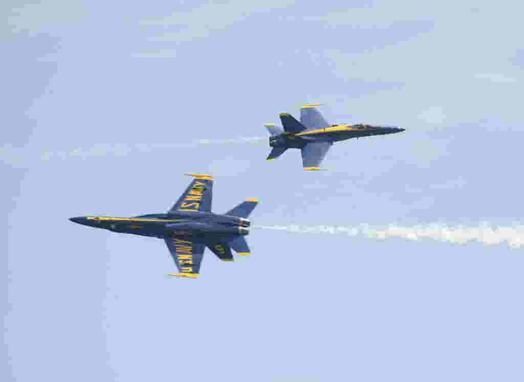 7ad00622149 New Blue Angels pilot on return to Pensacola   I cannot wait to get back  there