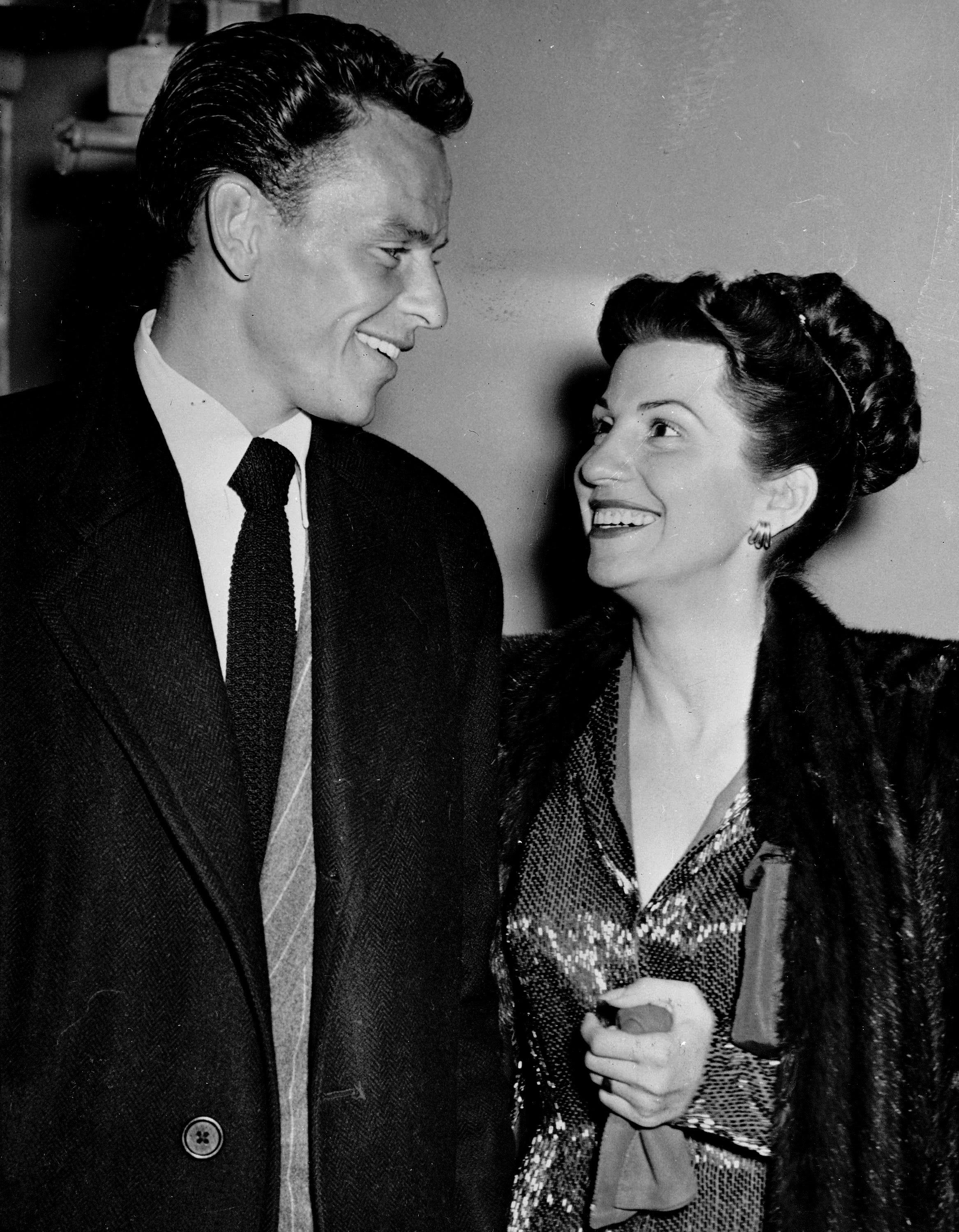 Nancy Sinatra Sr., ex-wife of Frank Sinatra, dies at 101