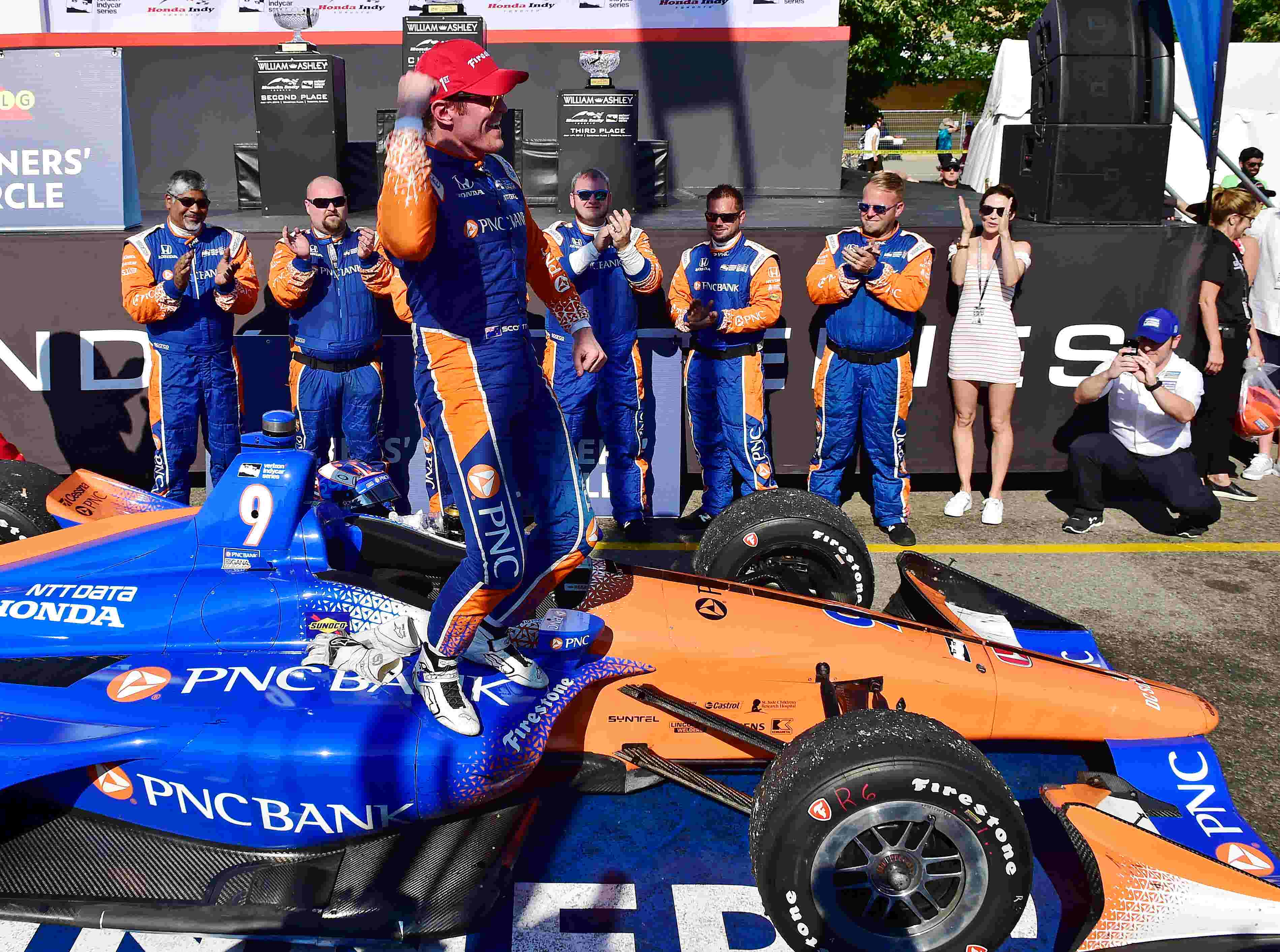 IndyCar Can anyone catch Scott Dixon for IndyCar title
