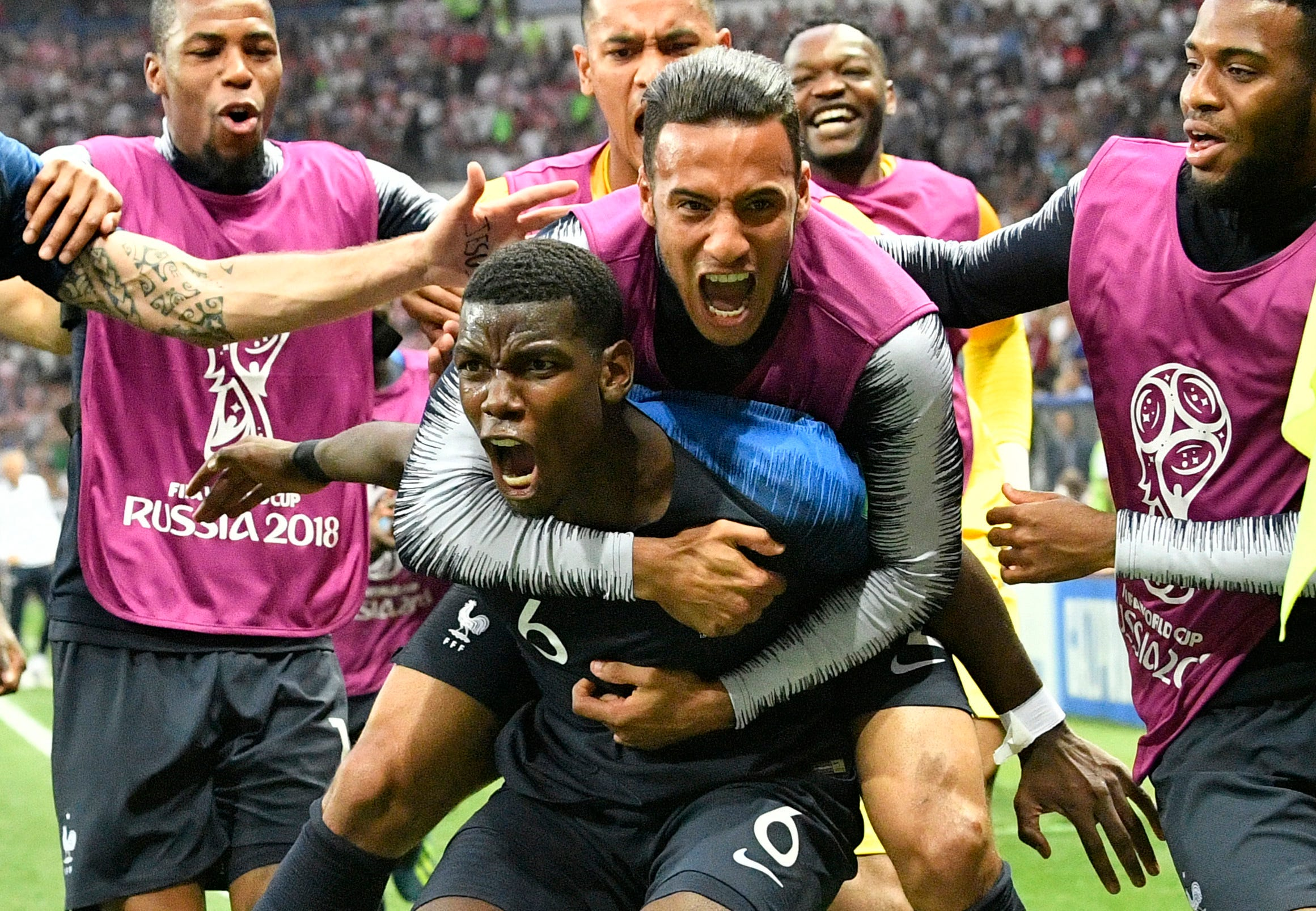 wholesale dealer 0dea7 40d24 After World Cup win, best could be yet to come for France