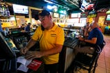 Punta Gorda Beef 'O' Brady's owner Chris Lansdale has the top producing restaurant in the chain.