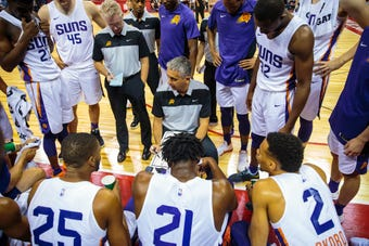 Rick Morin and Scott Bordow discuss the Suns and the NBA Summer League.