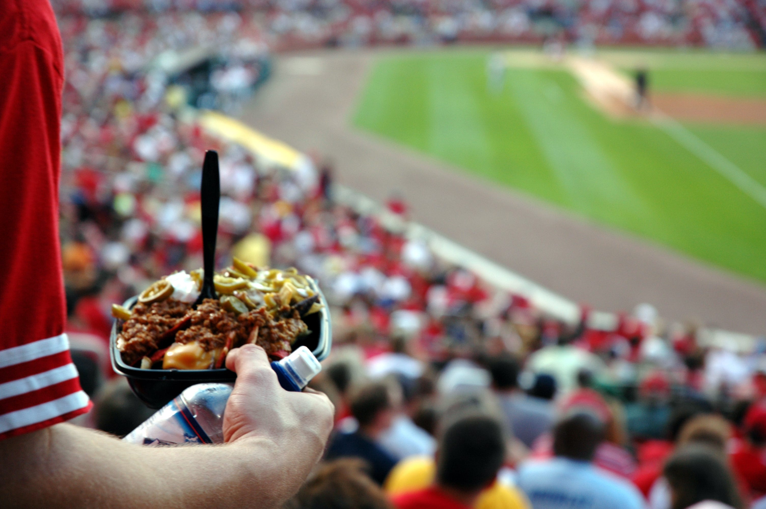 The strangest foods you'll find at MLB baseball stadiums in 2018   USA Today
