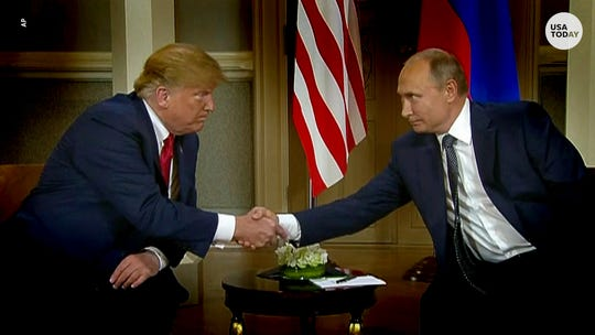 Donald Trump sold out the US to Russia, Vladimir Putin at #TreasonSummit: Today's talker