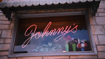Emily Penkalski has been the heart and soul of Johnny's in Botany Village since 1953.
